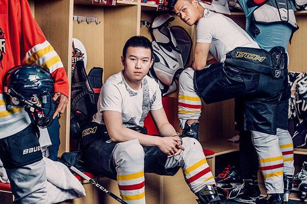 GQ报道 | 国家任务:中国冰球的破冰之旅