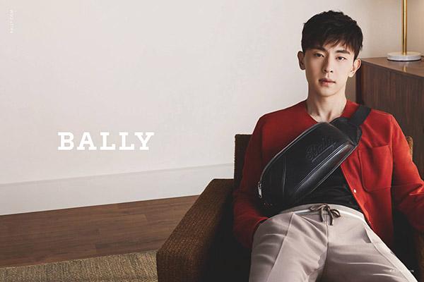 BALLY 宣布中國演員鄧倫擔任 2019 亞太區品牌代言人