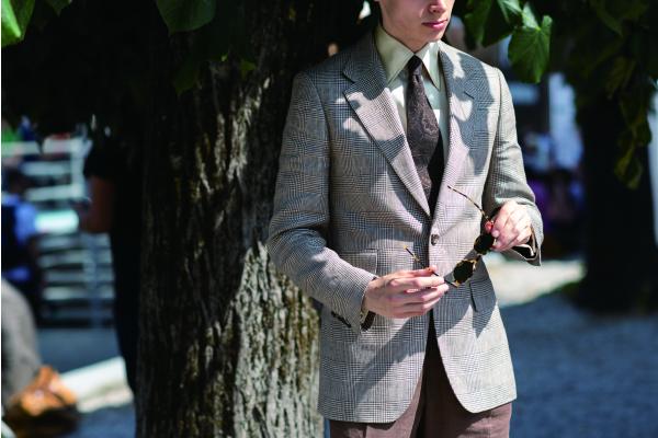 2019年6月佛羅倫薩男裝周街拍DAY2