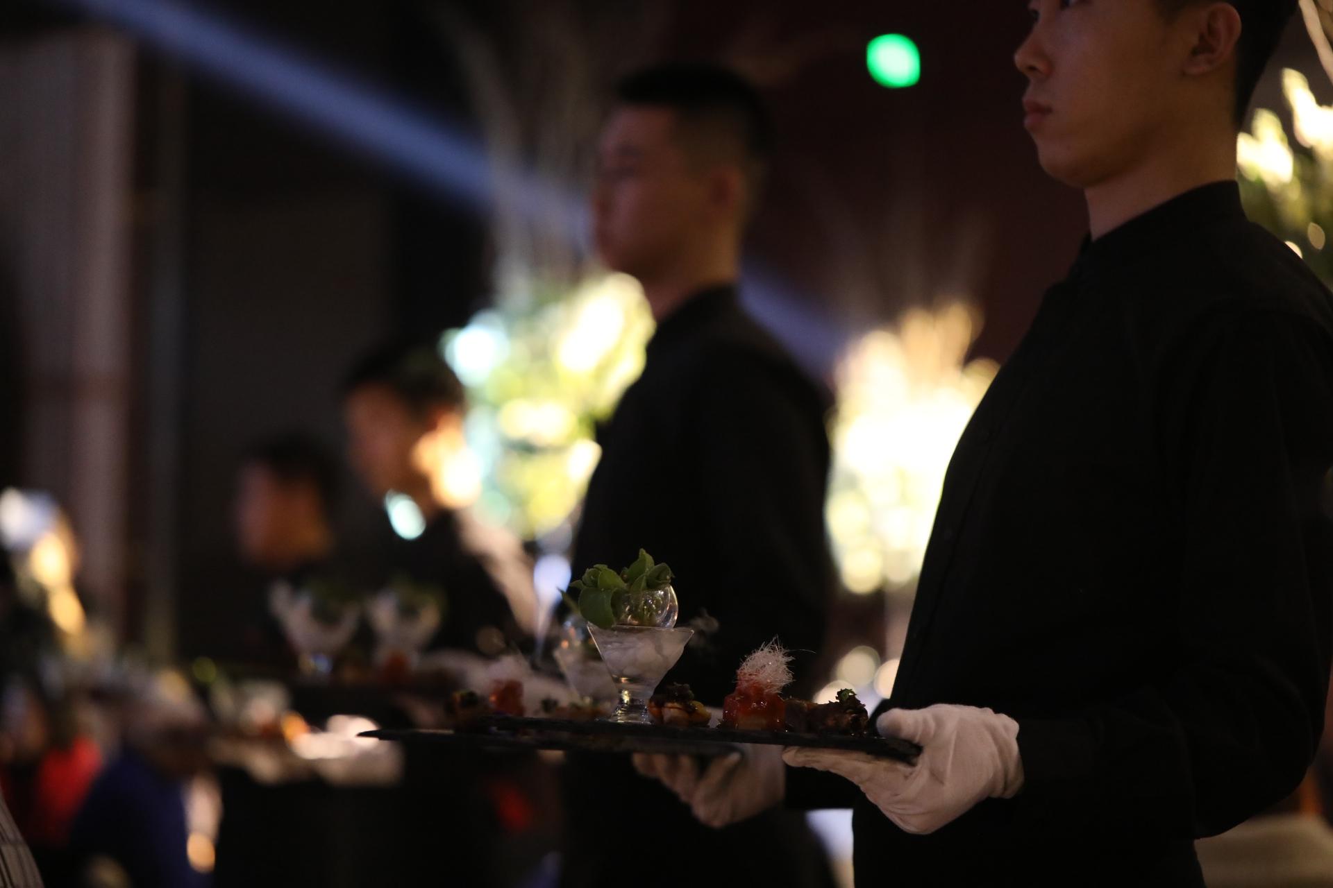 大连君悦酒店打造滨城首创真实婚宴体验式婚礼风格发布