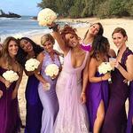 Rihanna:最大牌的婚禮伴娘