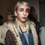 Vivienne Westwood Red Label 2015秋冬后台揭秘