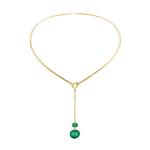 Gemfields携手丹麦皇室御用珠宝品牌Georg Jensen 打造全新宝石系列