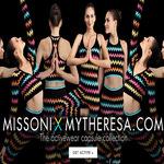 奢侈零售电商mytheresa.com独家上线MISSONI首个运动胶囊系列