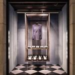 "Prada橱窗呈现""Made to Measure"" 量身定制服务"