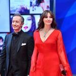 莫妮卡·贝鲁奇(Monica Bellucci)佩戴卡地亚珠宝 优雅亮相第七届北京国际电影节