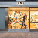 FENDI首家阿姆斯特丹精品店 于2018年7月7...