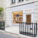 DIOR MAISON全球首家精品店于蒙田大道二十...