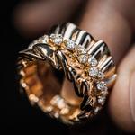 迪奥Archi Dior系列珠宝 韵动万千