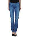蓝色 WRANGLER 牛仔裤
