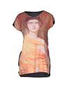 棕色 TEE TREND T-shirt