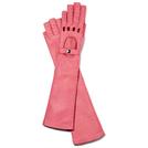 Chanel香奈儿2014春夏粉色皮质手套