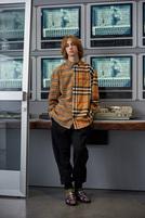 俄罗斯设计师GOSHA RUBCHINSKIY携手BURBERRY再次推出男装设计师合作系列
