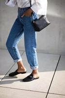 选对版型也要搭对鞋 这可能是最全的牛仔裤攻略