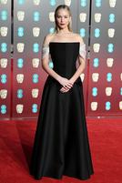 2018年BAFTA英国电影学院奖颁奖典礼红毯集锦