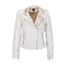 Armani Exchange 白色牛仔外套