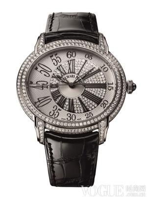 2013年爱彼女皇杯千禧系列限量版腕表