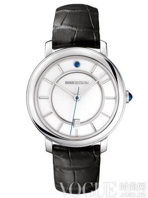 我只愿细数欢乐时光 宝诗龙2013 EPURE系列腕表