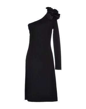 黑色 ETRO 中长款连衣裙