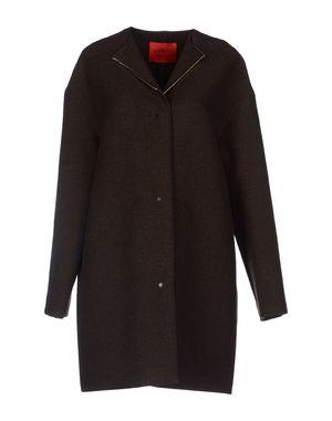 深棕色 LANVIN 外套