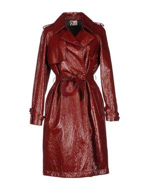 波尔多红 LANVIN 外套