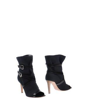 黑色 GIANVITO ROSSI 短靴