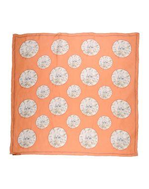 橙色 ALEXANDER MCQUEEN 方巾
