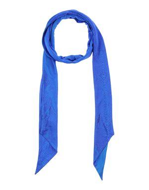 蓝色 ROBERTO CAVALLI 围巾