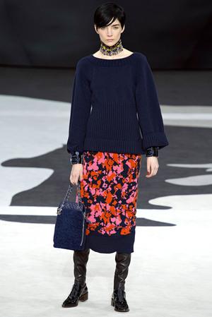 Chanel2013秋冬高级成衣