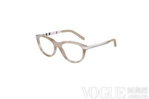 经典风衣灵感延续 Burberry推出全新Trench系列眼镜