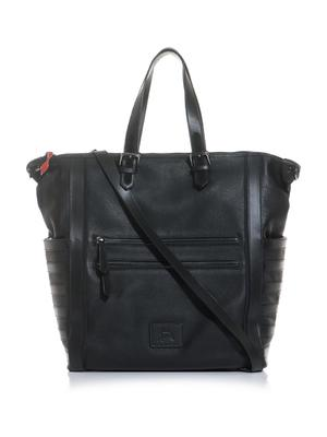Maurice leather tote