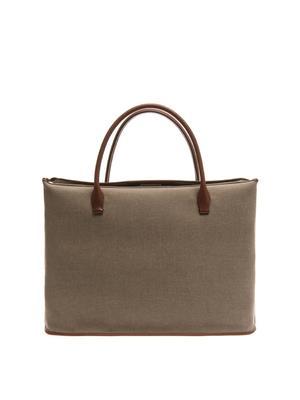 Carry All cotton-drill tote