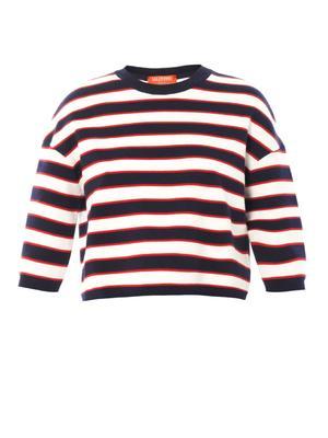 Multi-stripe sweater