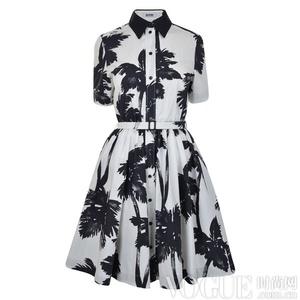 15条特色太阳裙 享受夏日阳光
