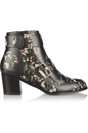 【VOGUE发现】爱上时尚冬靴的图集