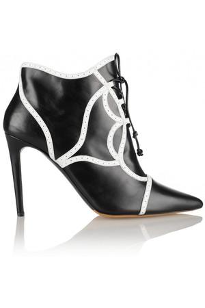 Tinsley 皮革及踝靴
