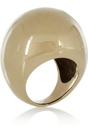Lil 镀金戒指