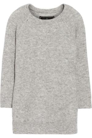 Isotta 大廓形针织毛衣