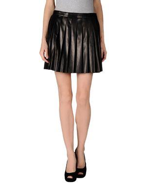 黑色 DEREK LAM 超短裙