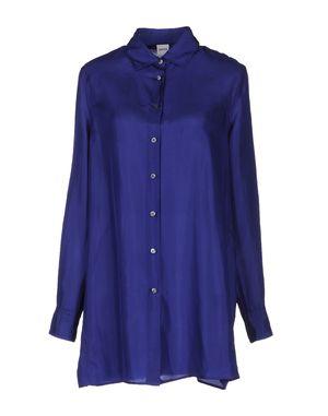 蓝色 ASPESI 长袖衬衫