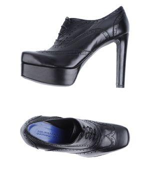 黑色 JIL SANDER 系带鞋
