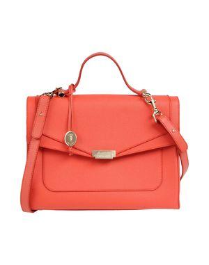 珊瑚红 TRUSSARDI 中号包袋