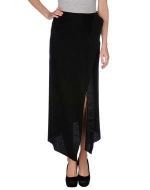 黑色 HAIDER ACKERMANN 半长裙
