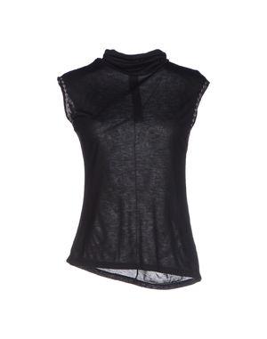 黑色 BLUMARINE T-shirt