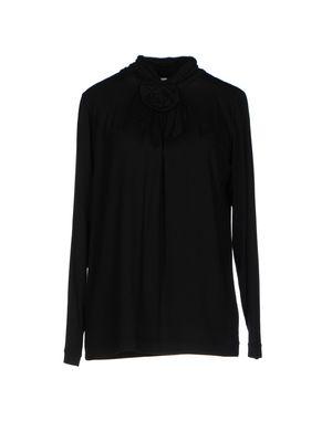 黑色 MOSCHINO T-shirt