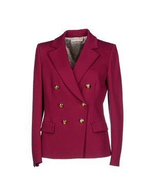 紫红 EMILIO PUCCI 西装上衣