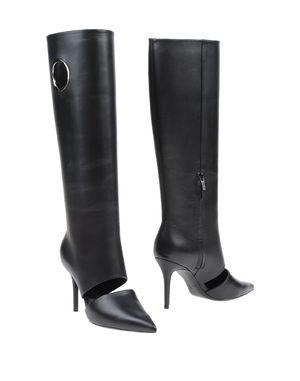 黑色 SALVATORE FERRAGAMO 靴子