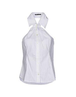 白色 D.A. DANIELE ALESSANDRINI Shirt