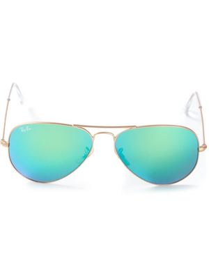 aviator ray ban mirrored sunglasses  ray ban aviator sunglasses