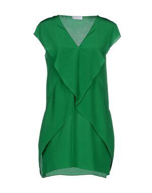 绿色 VIONNET 短款连衣裙